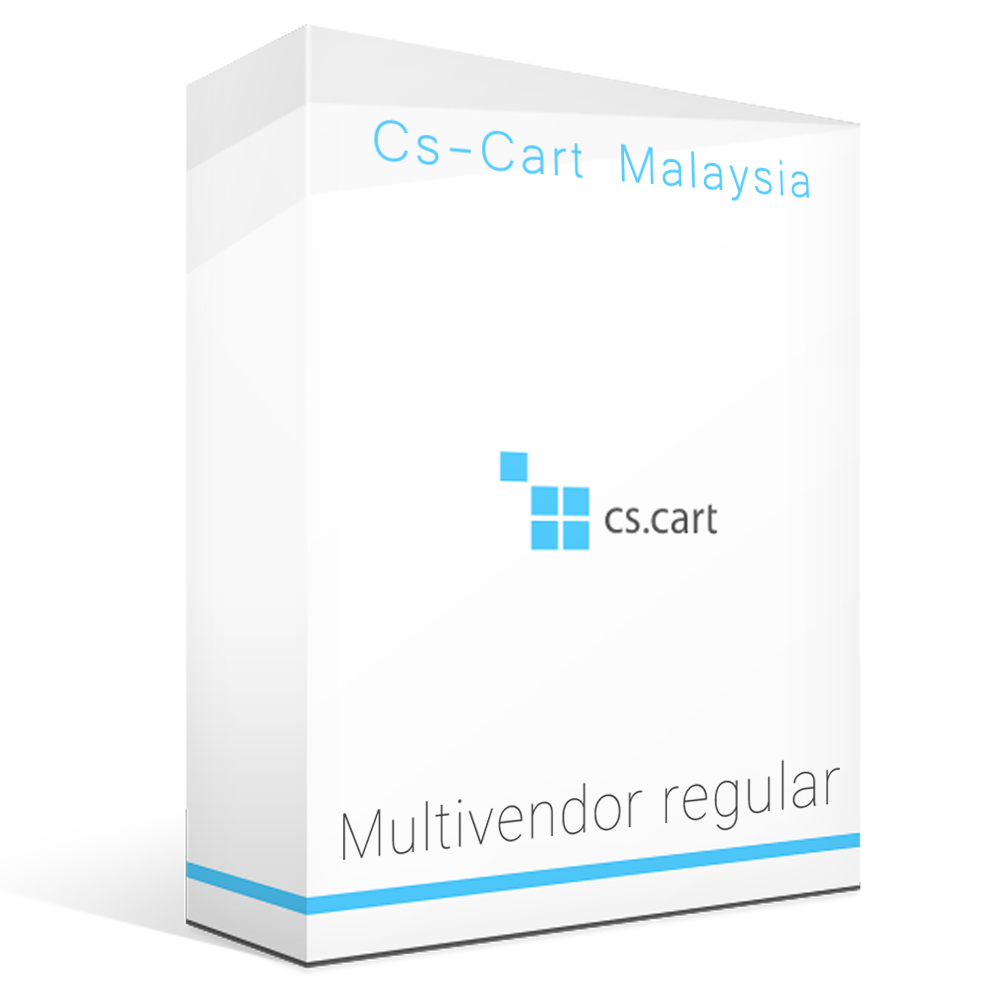 Cs-cart Multivendor Regular
